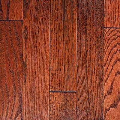 Mullican Muirfield 4 Oak Merlot (Sample) Hardwood Flooring