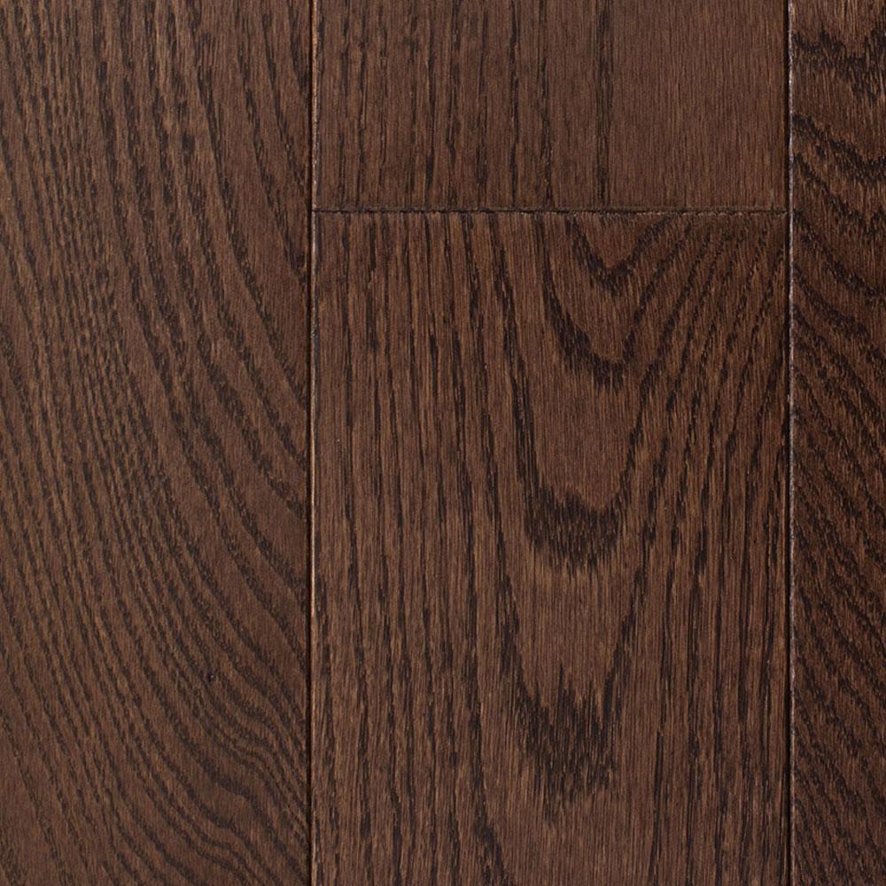 Mullican Muirfield 4 Oak Dark Chocolate (Sample) Hardwood Flooring