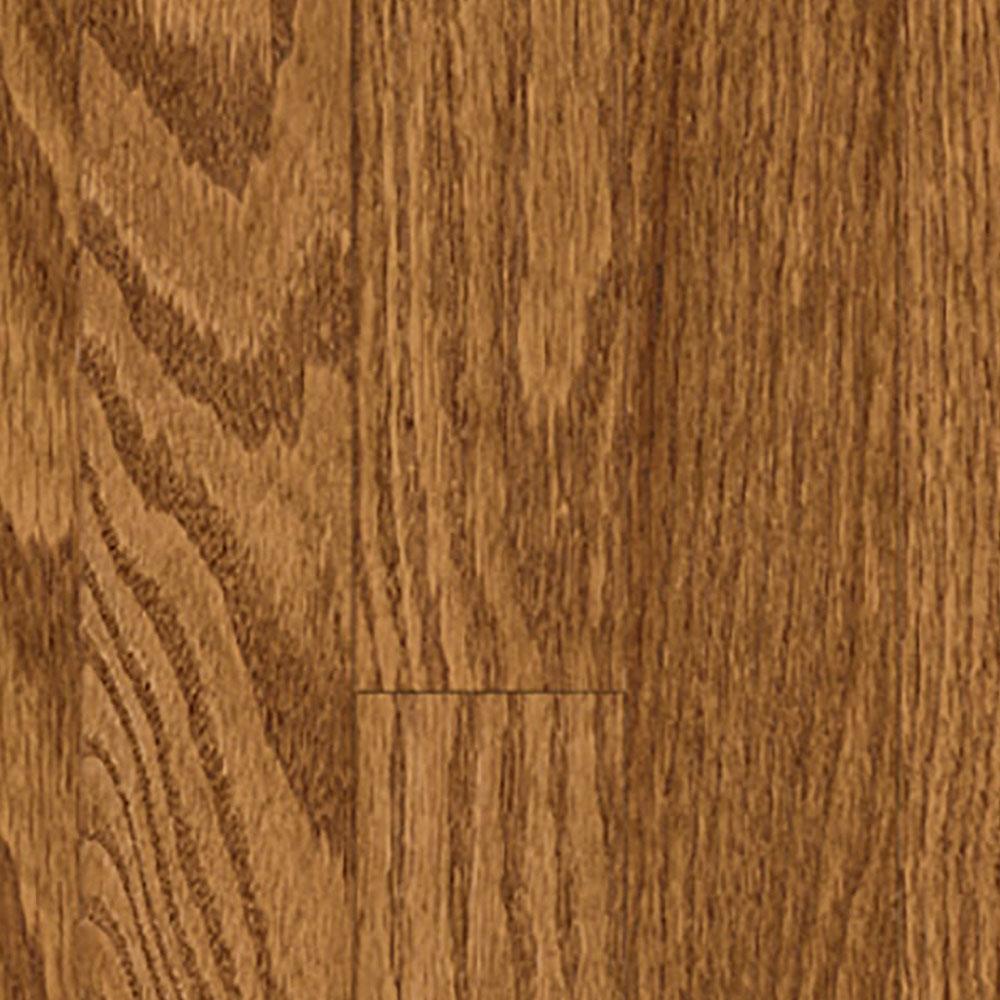 Mullican Newtown Plank 5 Oak Saddle (Sample) Hardwood Flooring