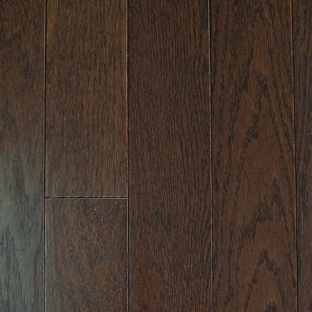 Mullican Oak Pointe 2 1/4 Oak Dark Chocolate (Sample) Hardwood Flooring