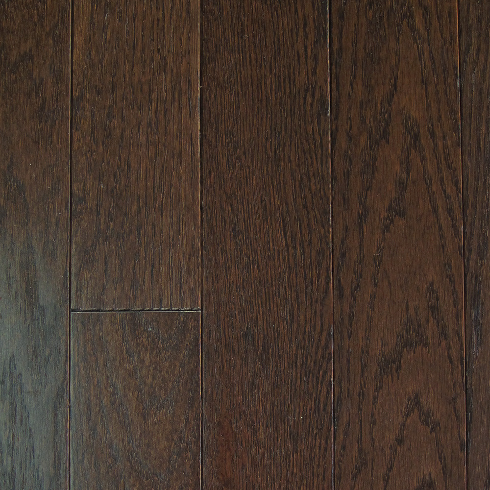 Mullican Oak Pointe 3 Oak Dark Chocolate (Sample) Hardwood Flooring