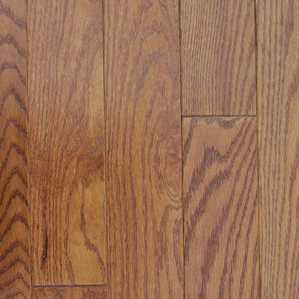 Mullican Oak Pointe 3 Oak Saddle (Sample) Hardwood Flooring