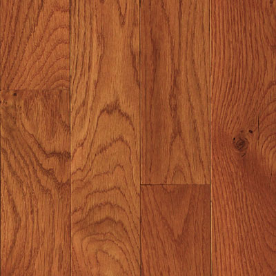 Mullican Ol Virginian 3 Oak Gunstock (Sample) Hardwood Flooring