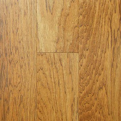 Mullican Ponte Vedra 7 Inch Hickory Saddle (Sample) Hardwood Flooring