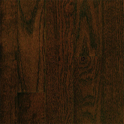 Mullican Quail Hollow 2 1/4 Oak Dark Chocolate (Sample) Hardwood Flooring