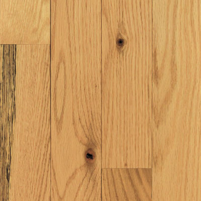 Mullican Quail Hollow 2 1/4 Red Oak Natural Hardwood Flooring