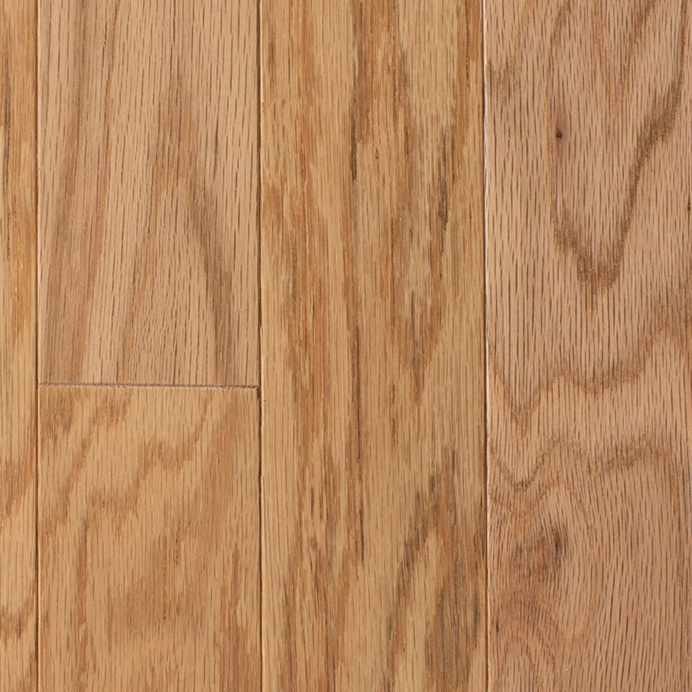 Mullican Ridgecrest 5 Red Oak Natural Hardwood Flooring