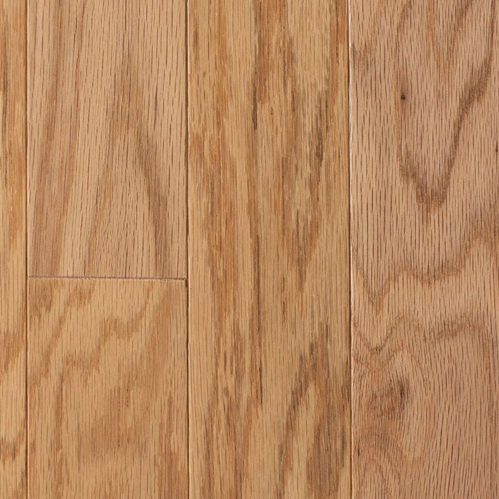 Mullican Ridgecrest 3 Inch Red Oak Natural (Sample) Hardwood Flooring