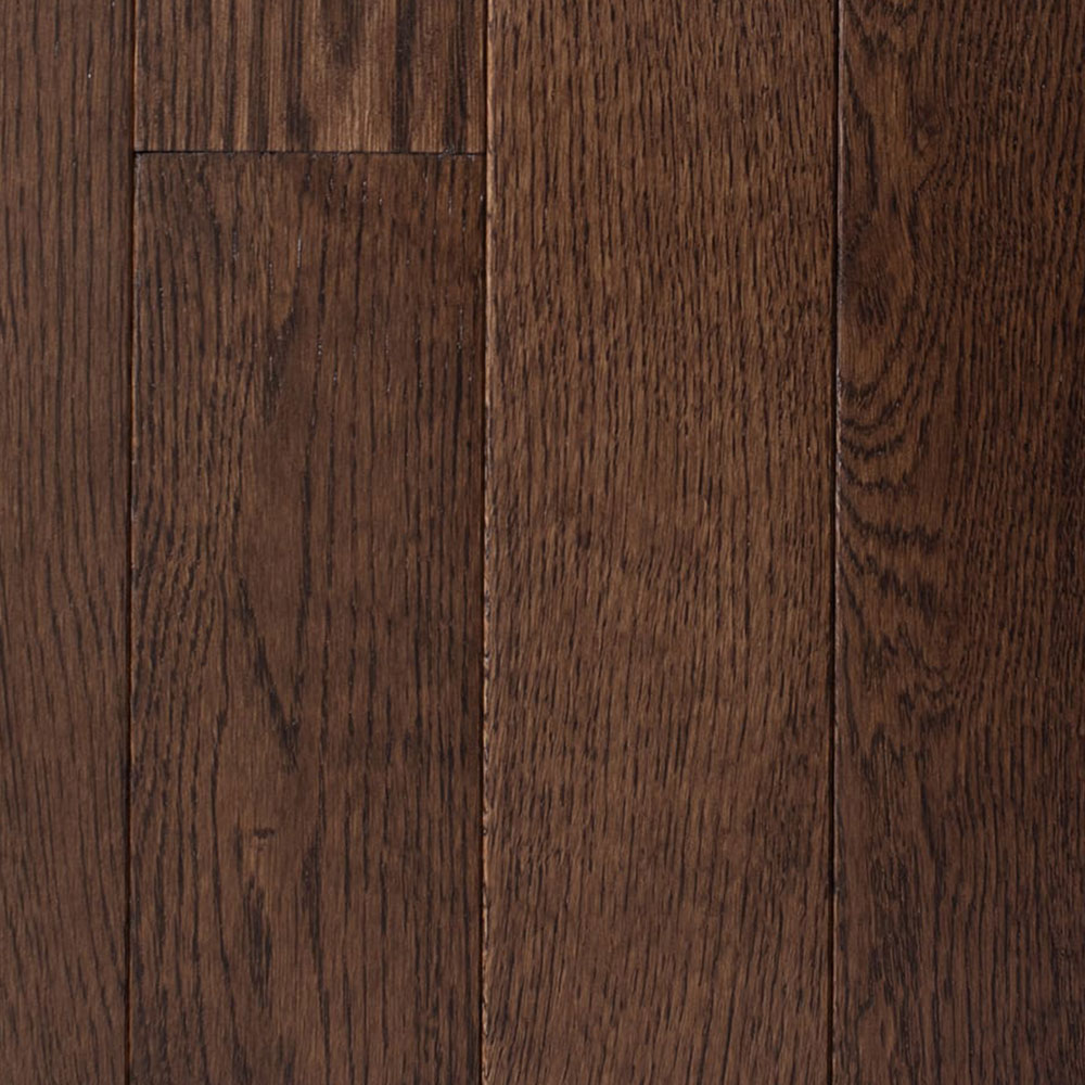 Mullican St. Andrews Oak 2 1/4 Oak Dark Chocolate Hardwood Flooring