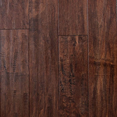Mullican San Marco 5 Inch Maple Spiced Rum (Sample) Hardwood Flooring
