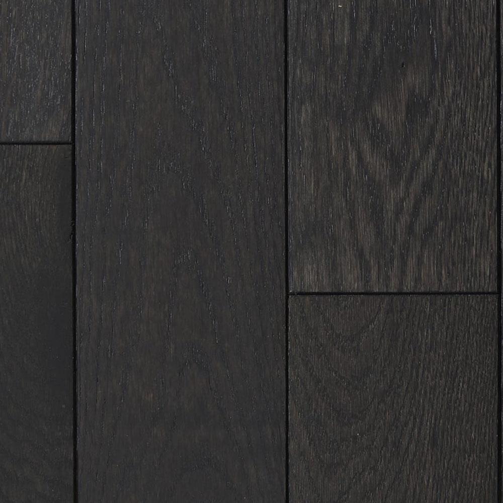 Mullican Williamsburg 4 Oak Black Pearl (Sample) Hardwood Flooring