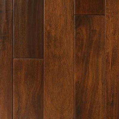 Nuvelle Bordeaux Collection Handscraped Acacia Aztec Tan (Sample) Hardwood Flooring