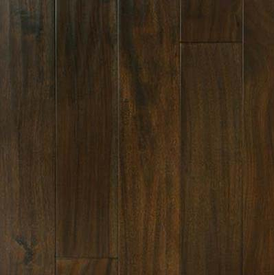 Nuvelle Bordeaux Collection Handscraped Acacia Sable Mist (Sample) Hardwood Flooring
