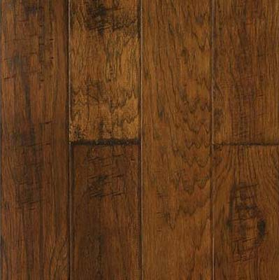 Nuvelle Bordeaux Collection Handscraped Hickory Flintlock (Sample) Hardwood Flooring