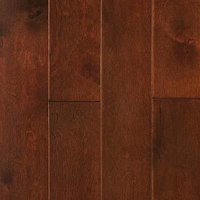Nuvelle Bordeaux Collection Handscraped Maple Amaretto (Sample) Hardwood Flooring