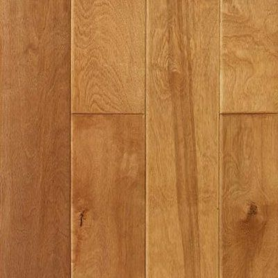 Nuvelle Bordeaux Collection Handscraped Maple Topaz (Sample) Hardwood Flooring
