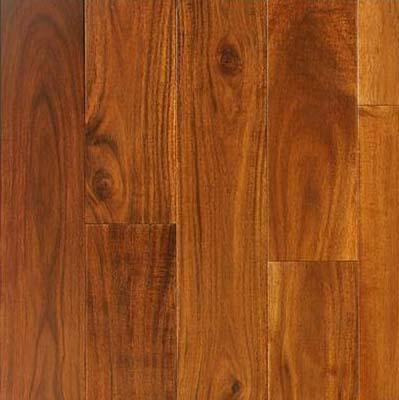 Nuvelle Bordeaux Collection Smooth Acacia Calico (Sample) Hardwood Flooring