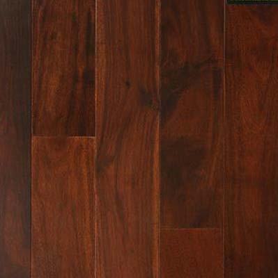 Nuvelle Bordeaux Collection Smooth Acacia Cuban Coffee (Sample) Hardwood Flooring