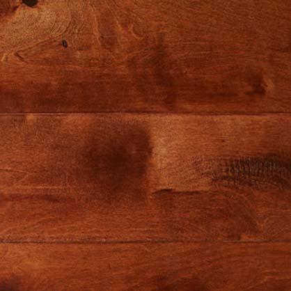 Pinnacle Country Manor 7.5 Inch Handscraped Nutmeg (Sample) Hardwood Flooring