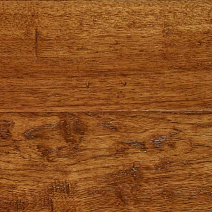 Pinnacle Forest Knoll 7.5 Inch Handscraped Biscotti (Sample) Hardwood Flooring