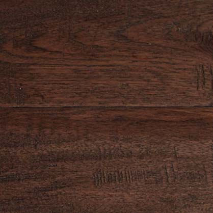 Pinnacle Forest Knoll 7.5 Inch Handscraped Greystone (Sample) Hardwood Flooring