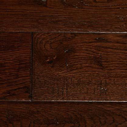 Pinnacle Forest Knoll 7.5 Inch Handscraped Rawhide (Sample) Hardwood Flooring