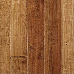 Pinnacle Forest Ridge Classics Hand Scraped Solid Sienna (Sample) Hardwood Flooring
