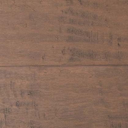 Pinnacle Hearthstone Classics 5-6-7 Inch Handscraped Pewter (Sample) Hardwood Flooring