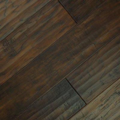 Robina Floors Heritage 5 x 3/8 T&G Sienna Hickory Hardwood Flooring