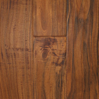 South Mountain Hardwood Santa Fe Engineered 4-3/4 Asian Walnut Champage Hardwood Flooring