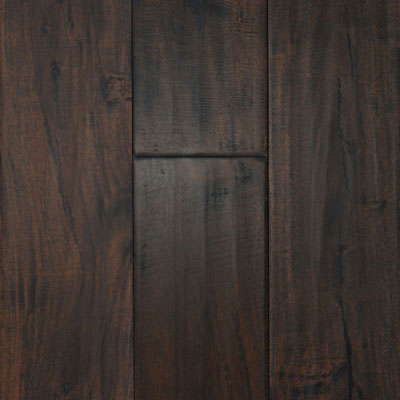 South Mountain Hardwood Santa Fe Engineered 4-3/4 Asian Walnut Coffee Hardwood Flooring