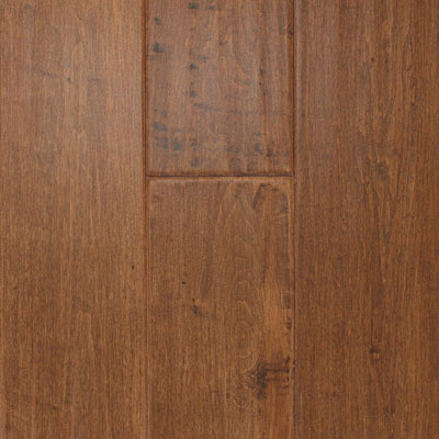South Mountain Hardwood Santa Fe Engineered 4-3/4 Maple Amber Hardwood Flooring