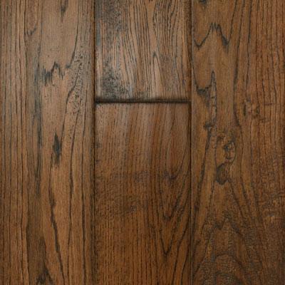 South Mountain Hardwood Santa Fe Engineered 4-3/4 Oak Gunstock Hardwood Flooring