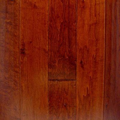 Stepco Majestic Handscraped 5 Maple Almond Hardwood Flooring