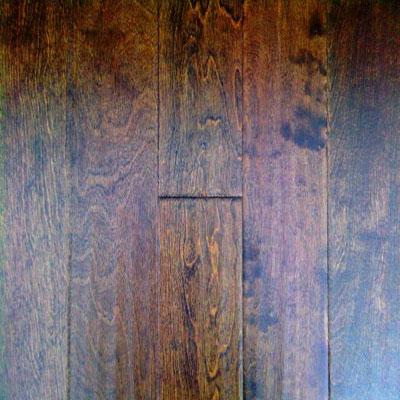 Stepco Majestic Handscraped 5 Maple Twilight Hardwood Flooring