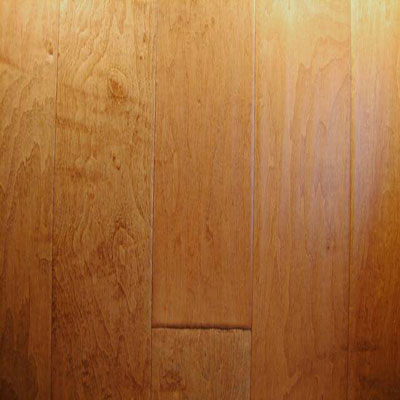 Stepco Majestic Handscraped 5 Maple Topaz Hardwood Flooring