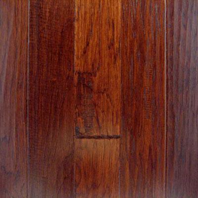 Stepco Majestic Handscraped 5 Hickory Buckeye Hardwood Flooring