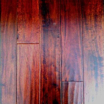 Stepco Majestic Handscraped 5 Acacia Walnut Hardwood Flooring
