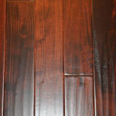Stepco Majestic Handscraped 5 Mahogany Acacia Hardwood Flooring