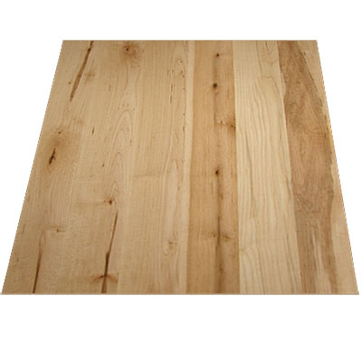 Stepco 4 Inch Wide Plainsawn Maple Common (Sample)