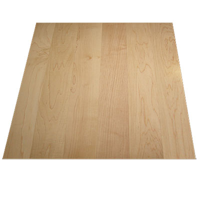 Stepco 4 Inch Wide Plainsawn Maple Select & Better (Sample)