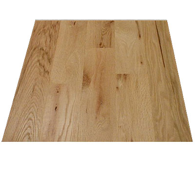 Stepco 4 Inch Wide Plainsawn Red Oak Common (Sample)