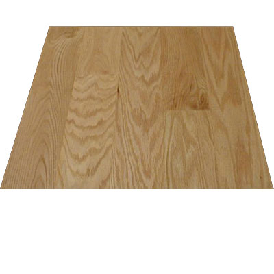 Stepco 4 Inch Wide Plainsawn Red Oak Select & Better (Sample)