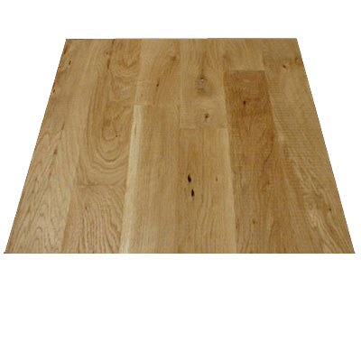 Stepco 4 Inch Wide Plainsawn White Oak Common (Sample)