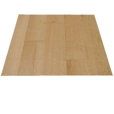 Stepco 3 Inch Wide Quarter Sawn Red Oak Select & Better (Sample) Hardwood Flooring