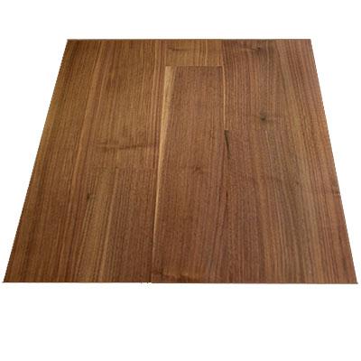Stepco 5 Inch Wide Rift & Quartered Walnut Select & Better (Sample) Hardwood Flooring