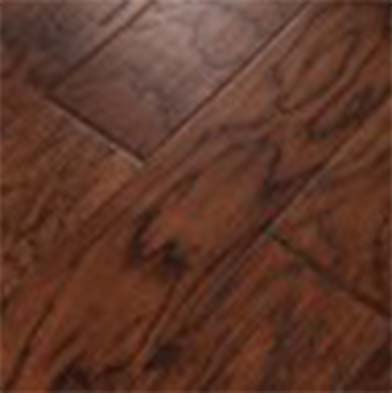 Texas Traditions Colonial Manor Handscraped 5 Inch Sienna Hickory Hardwood Flooring