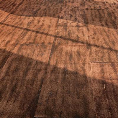 Triangulo Engineered St Augustine 1/2 x 9 1/4 Spanish Teak Zaragoza Hardwood Flooring
