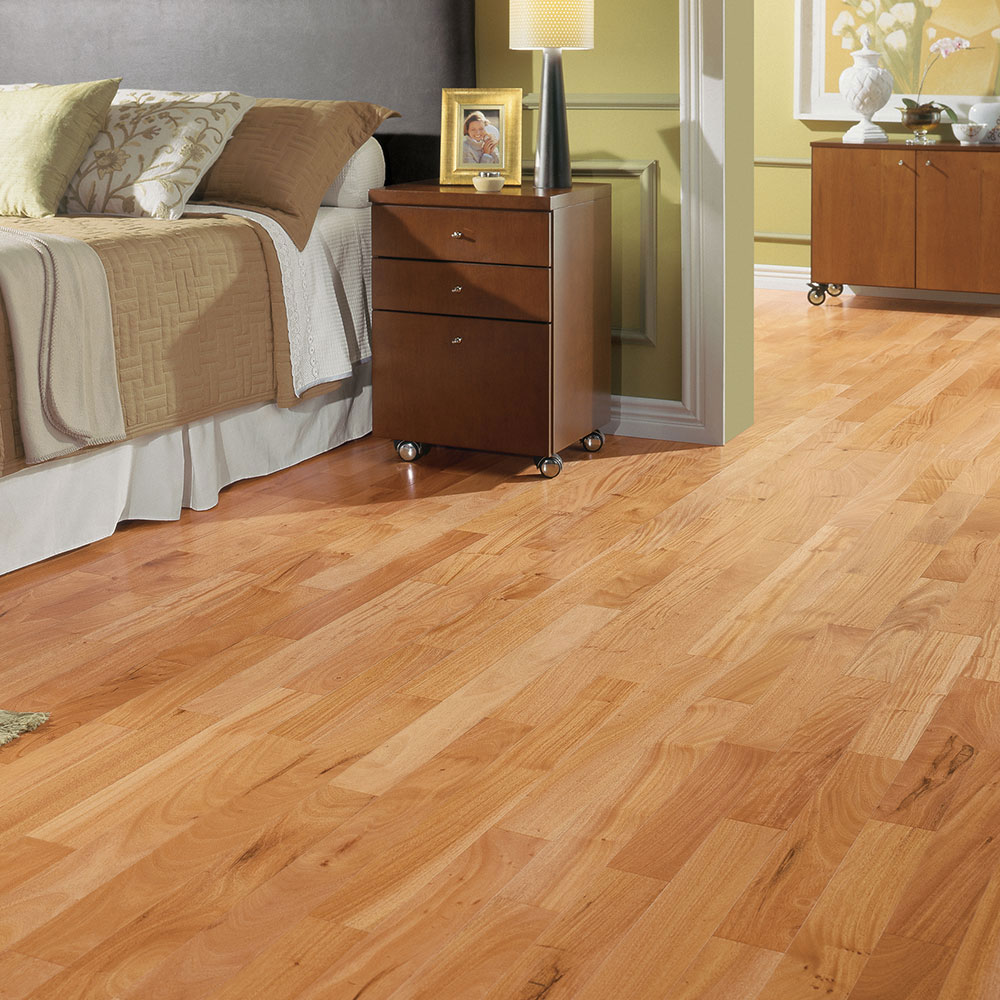 Triangulo Engineered 3/8 x 3-1/4 (200 Series) Amendoim Hardwood Flooring