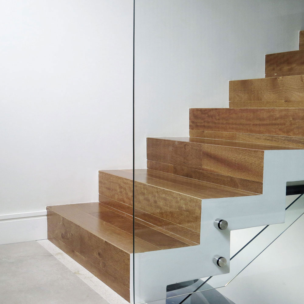 Triangulo Engineered 1/2 x 5-1/4 Natural Oil Brazilian Ash Hardwood Flooring